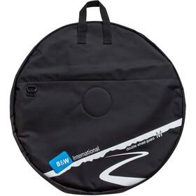 B&W International Double Wheel Guard Laufradtasche M schwarz